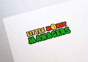 Логотип для детской компьютерной игры