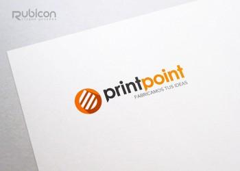 Логотип для полиграфической компании
