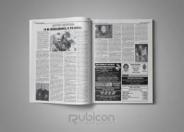 """Верстка журнала """"Русский журнал"""""""
