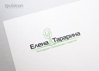 Логотип для коуч-тренера Тарариной