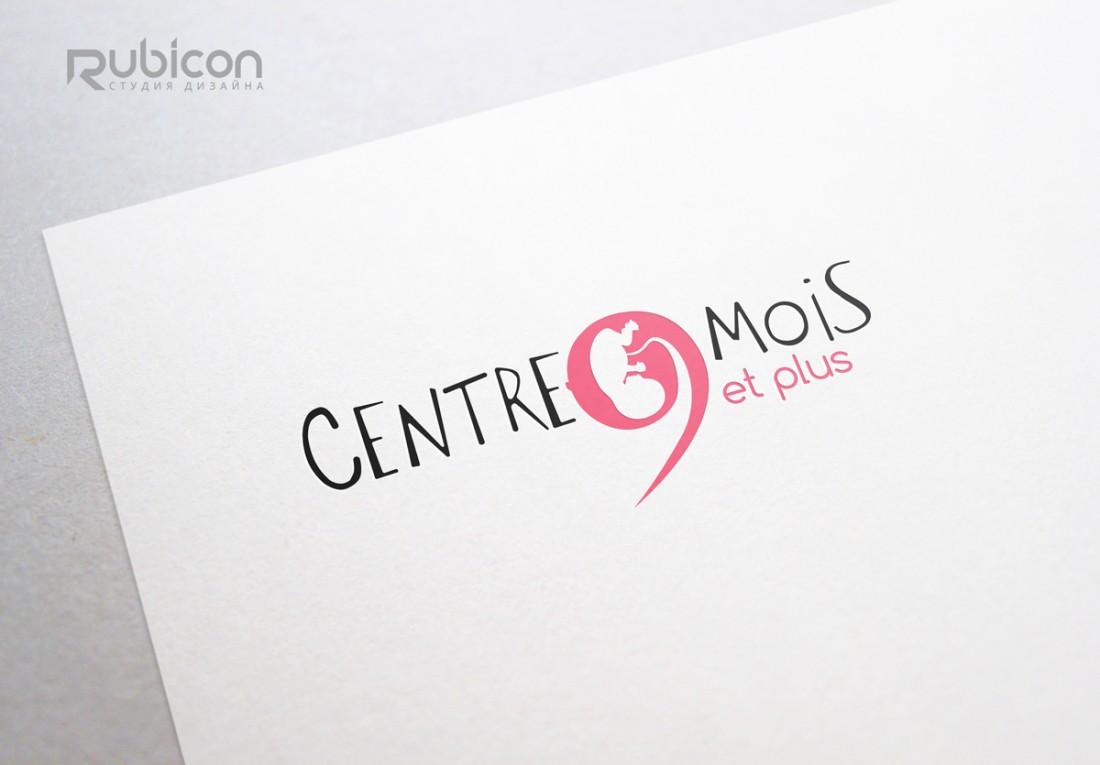 Логотип для медицинского центра семьи
