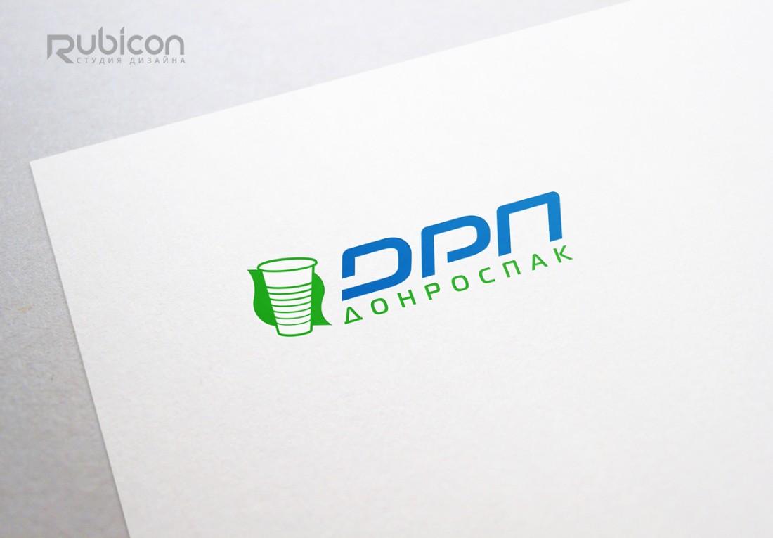 Логотип для производителя пластиковой посуды