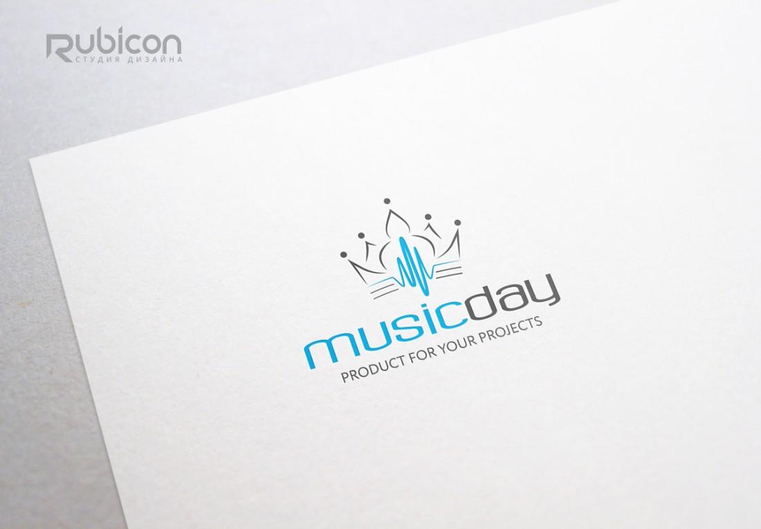 Логотип для музыкального проекта