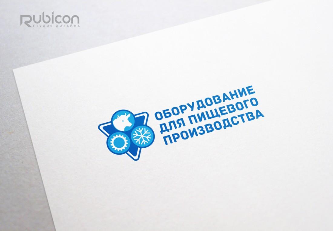 Логотип для завода