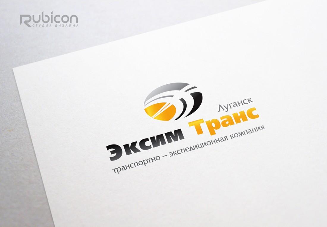 Логотип транспортно-экспедиционной компании